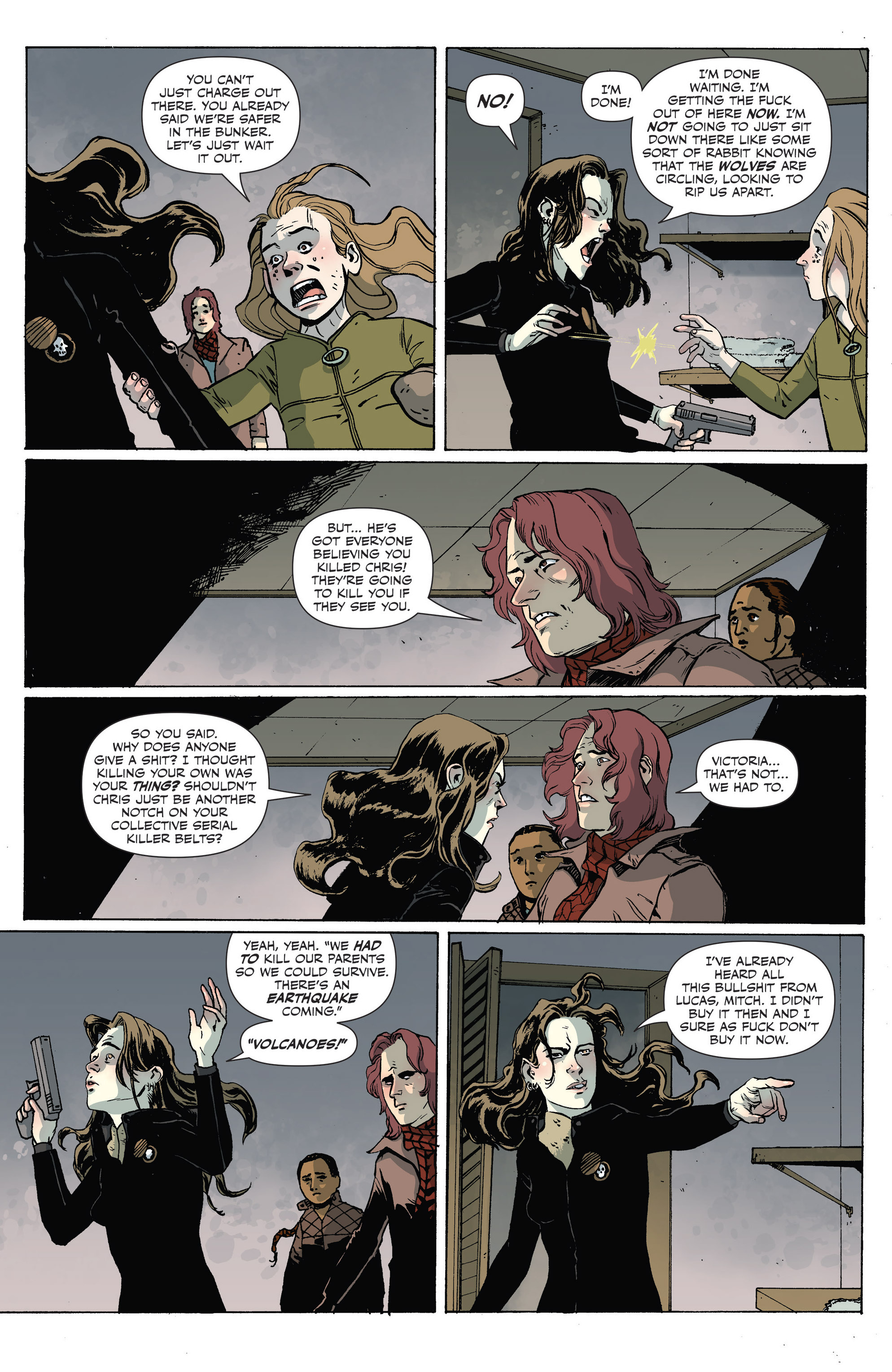 Read online Sheltered comic -  Issue #7 - 4