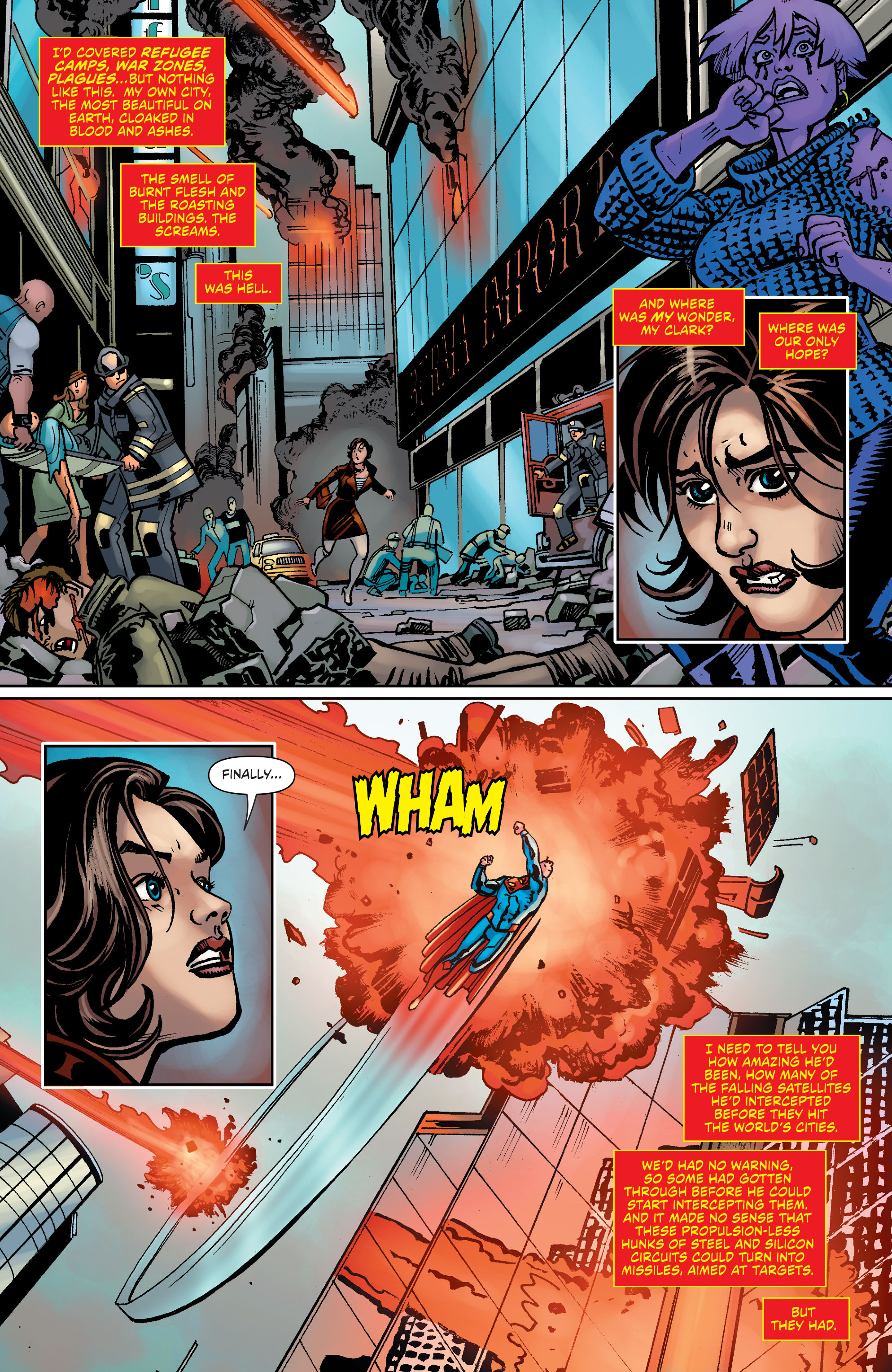 Read online Worlds' Finest comic -  Issue #31 - 3