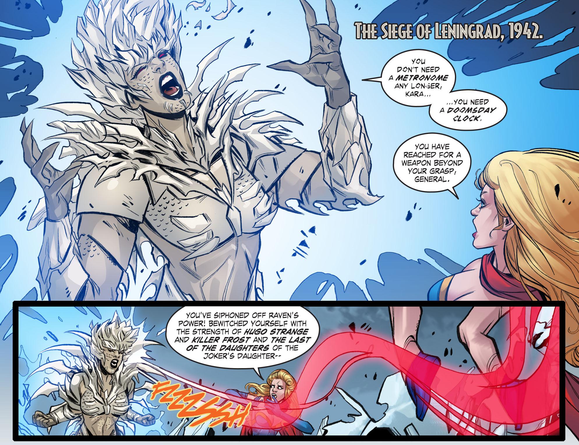 Read online DC Comics: Bombshells comic -  Issue #99 - 4