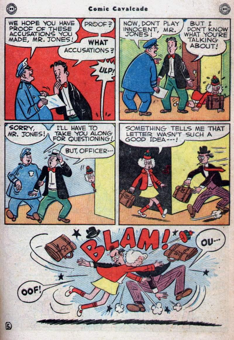 Comic Cavalcade issue 28 - Page 47