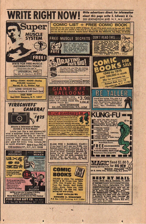 Read online Shazam! (1973) comic -  Issue #20 - 14
