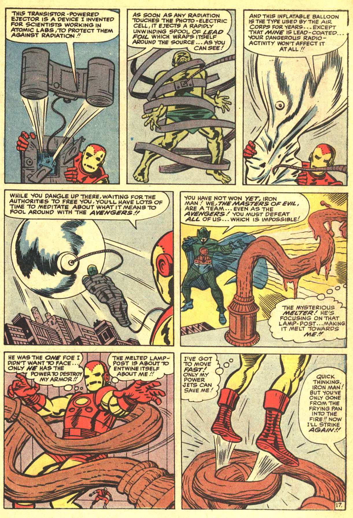 The Avengers (1963) 6 Page 17