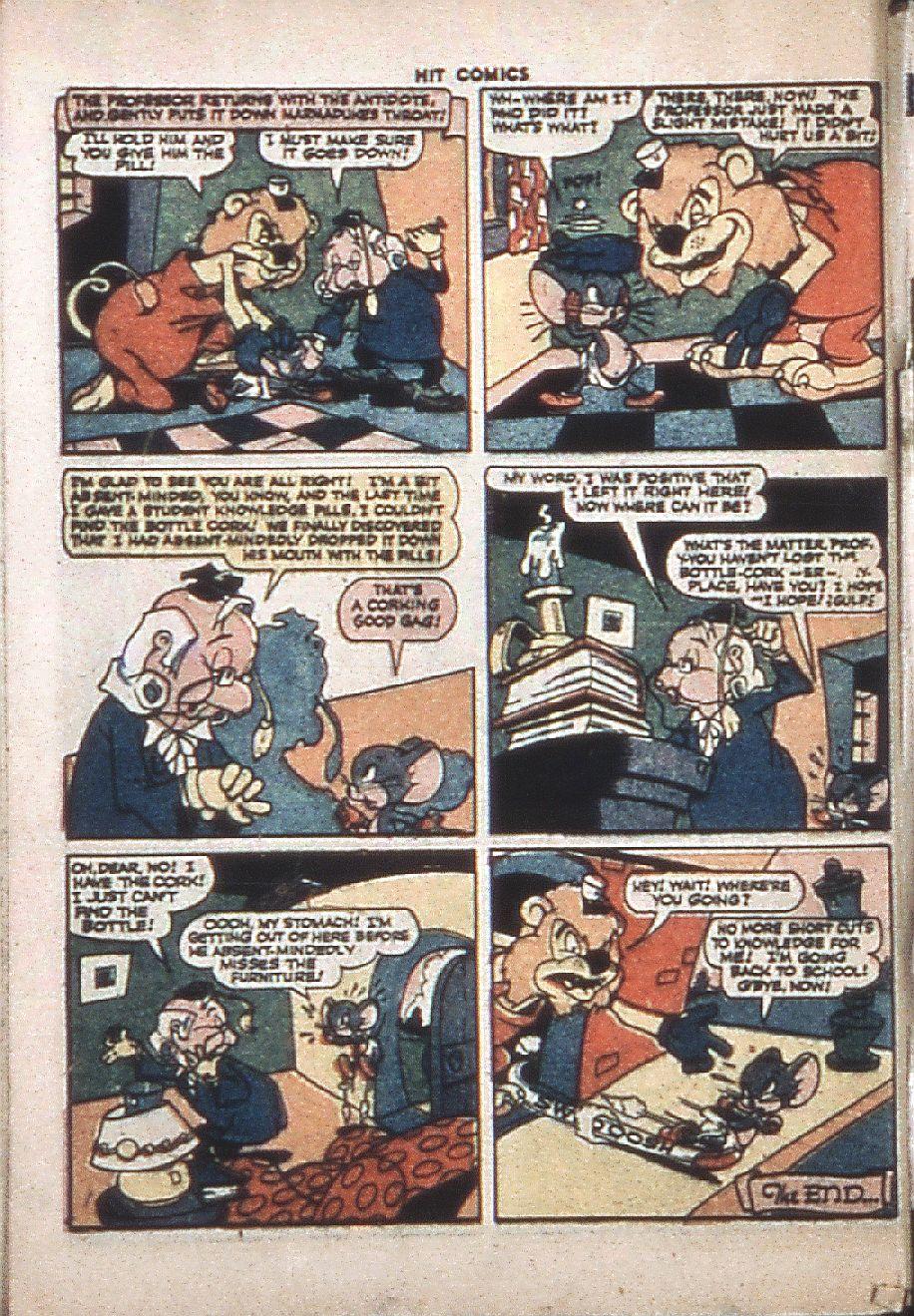 Read online Hit Comics comic -  Issue #37 - 58