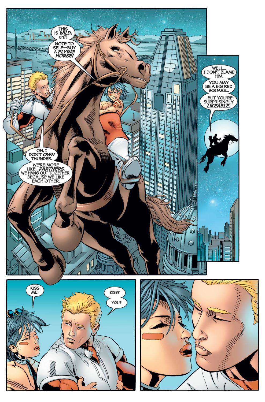 Read online Alpha Flight (2004) comic -  Issue #7 - 19