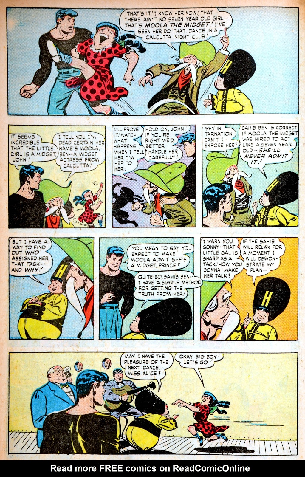 Read online Famous Funnies comic -  Issue #195 - 46