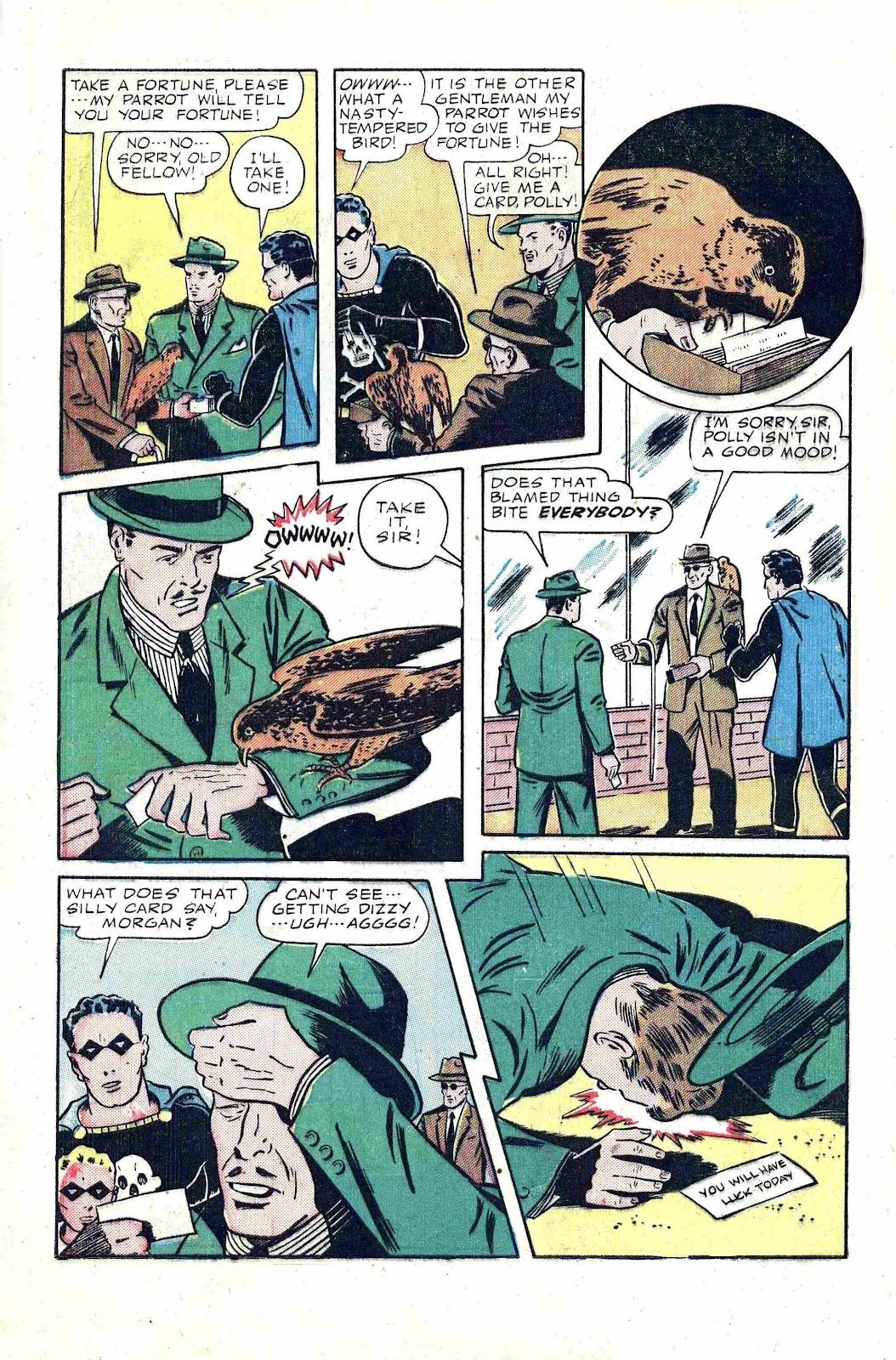 Read online America's Best Comics comic -  Issue #13 - 6