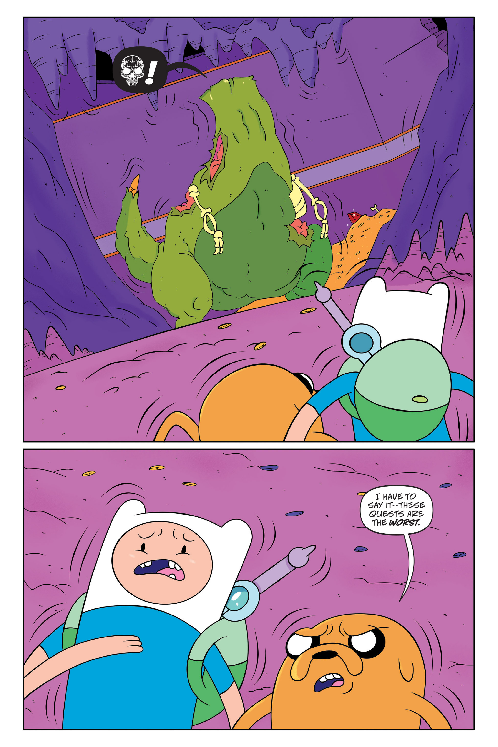 Read online Adventure Time comic -  Issue #Adventure Time _TPB 7 - 80