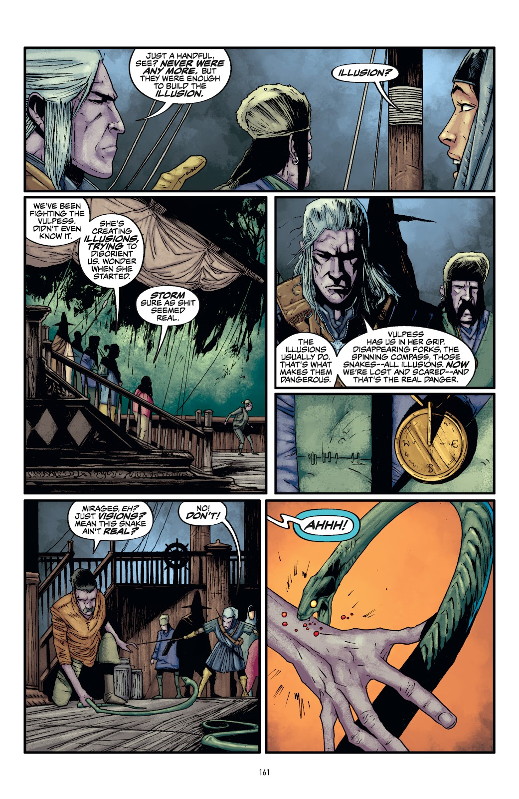 Read online The Witcher Omnibus comic -  Issue # TPB (Part 2) - 62