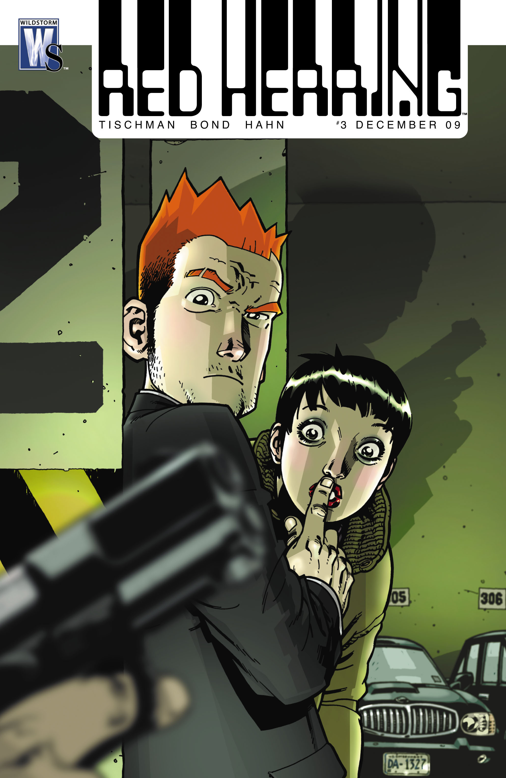 Read online Red Herring comic -  Issue #3 - 1