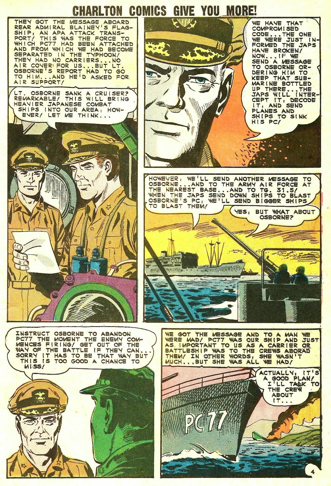 Read online Fightin' Navy comic -  Issue #118 - 7