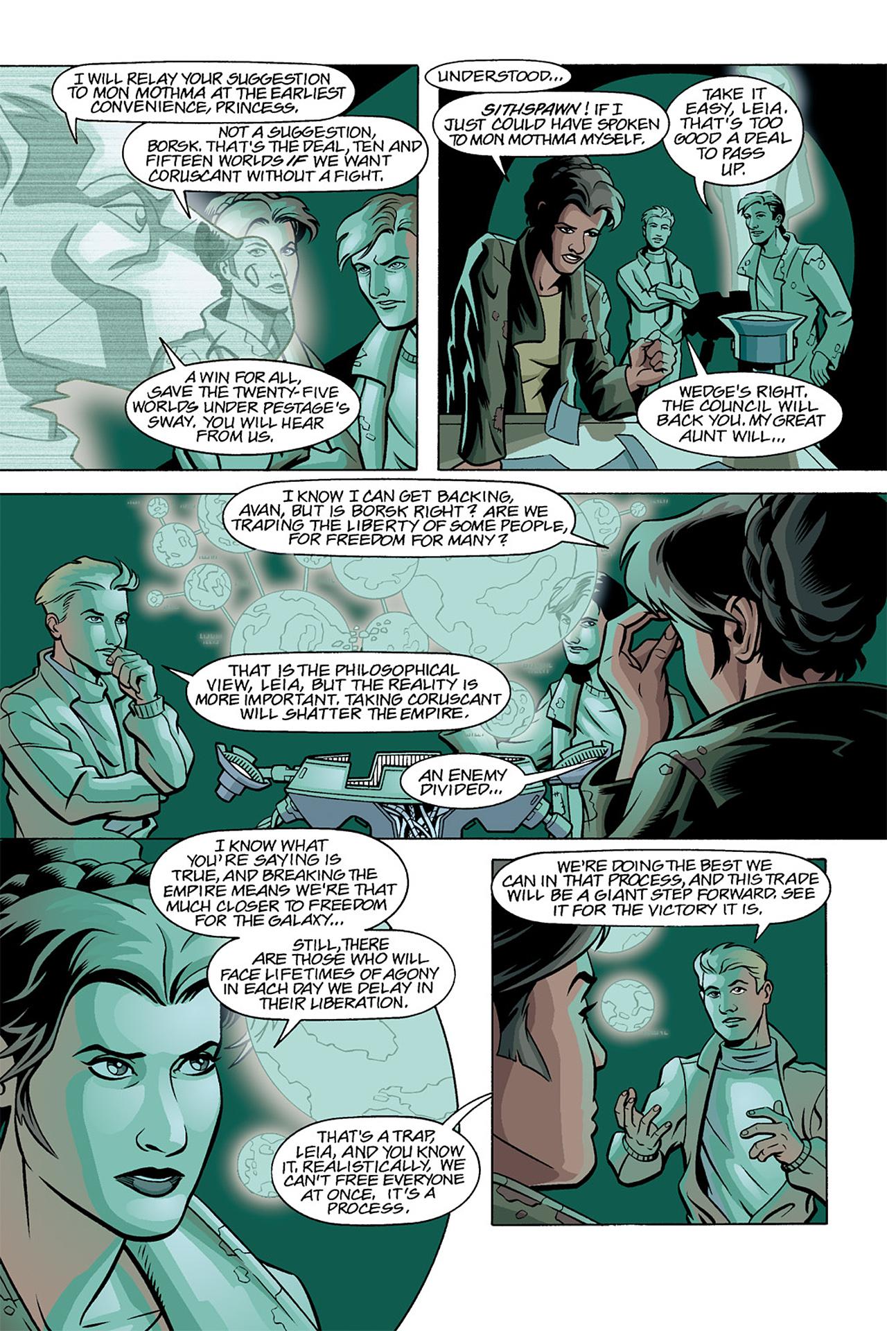 Read online Star Wars Omnibus comic -  Issue # Vol. 3 - 242
