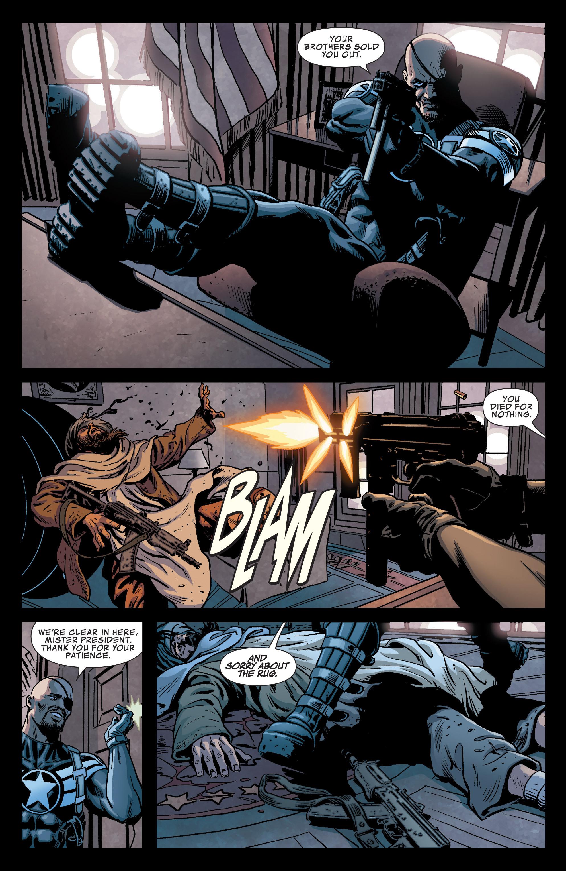 Read online Secret Avengers (2013) comic -  Issue #1 - 21
