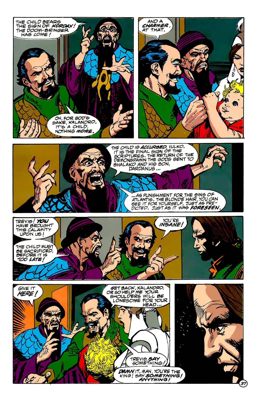 Read online Atlantis Chronicles comic -  Issue #7 - 38