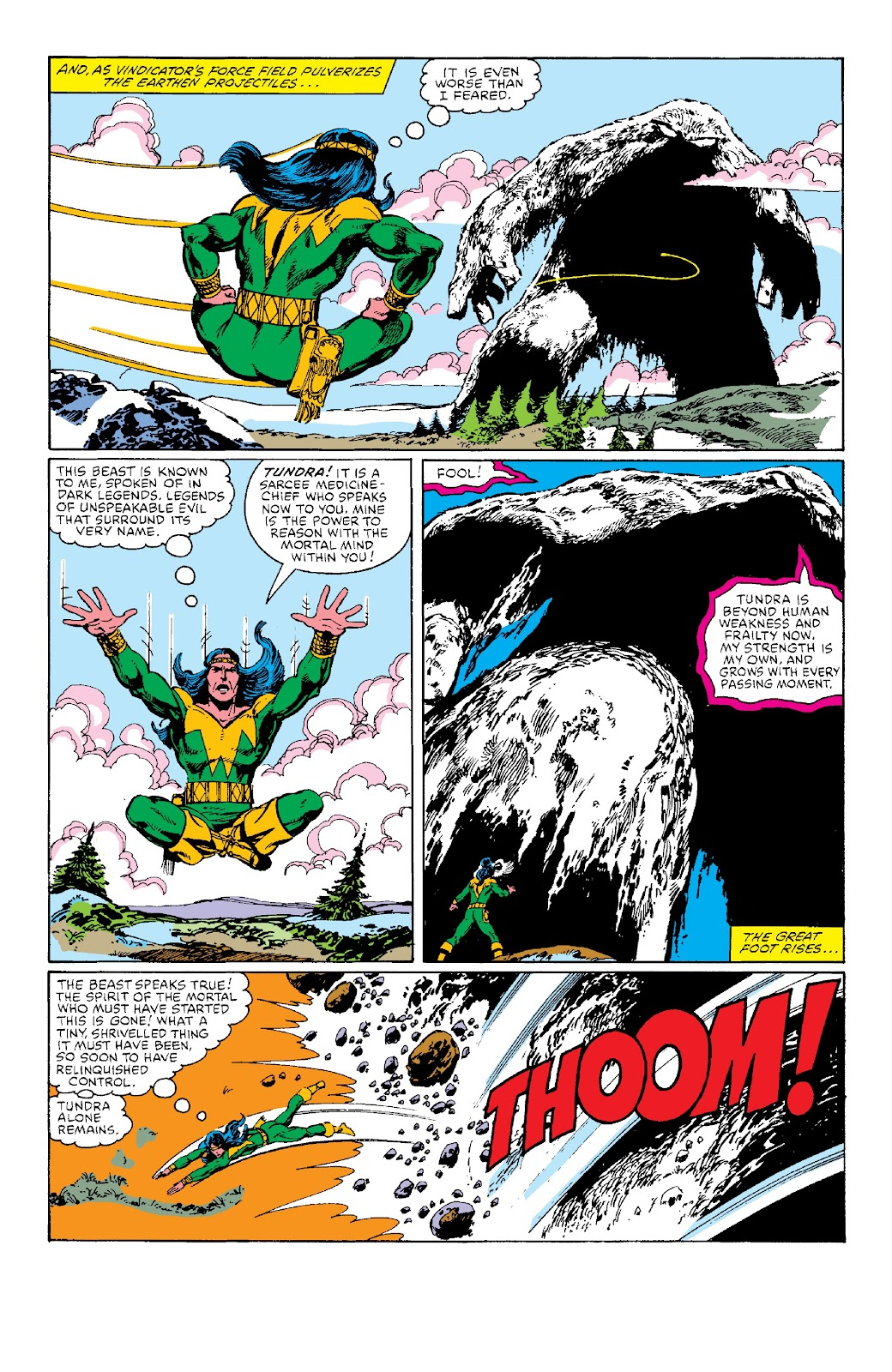 Alpha Flight (1983) issue _Facsimile_Edition_1 - Page 34