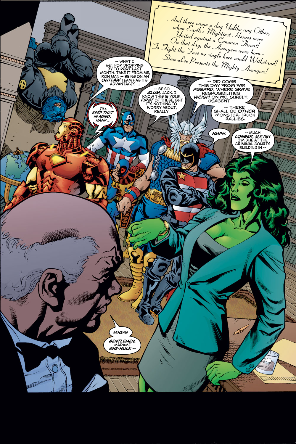 Read online Avengers (1998) comic -  Issue #56 - 2