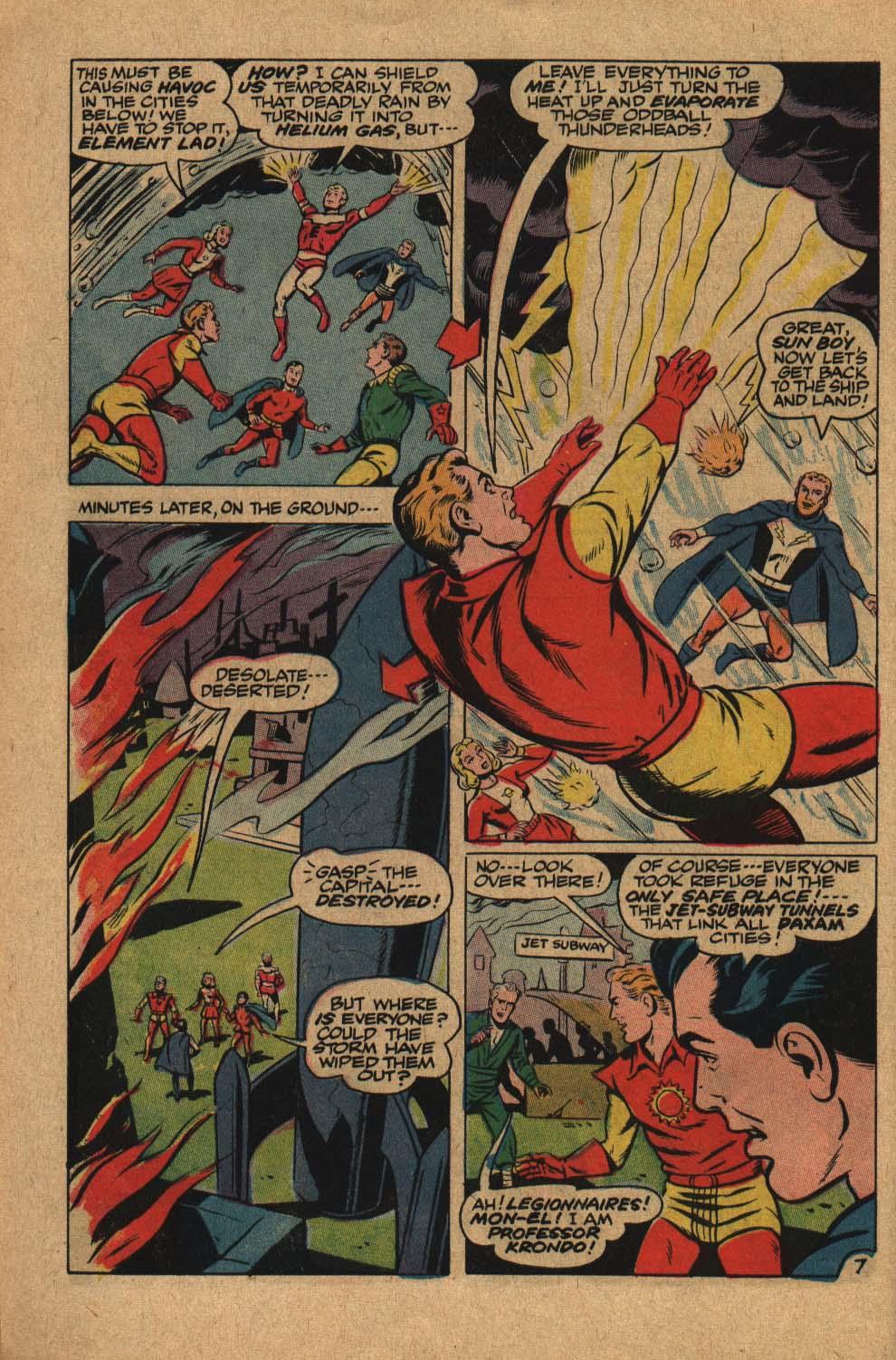 Read online Adventure Comics (1938) comic -  Issue #363 - 10