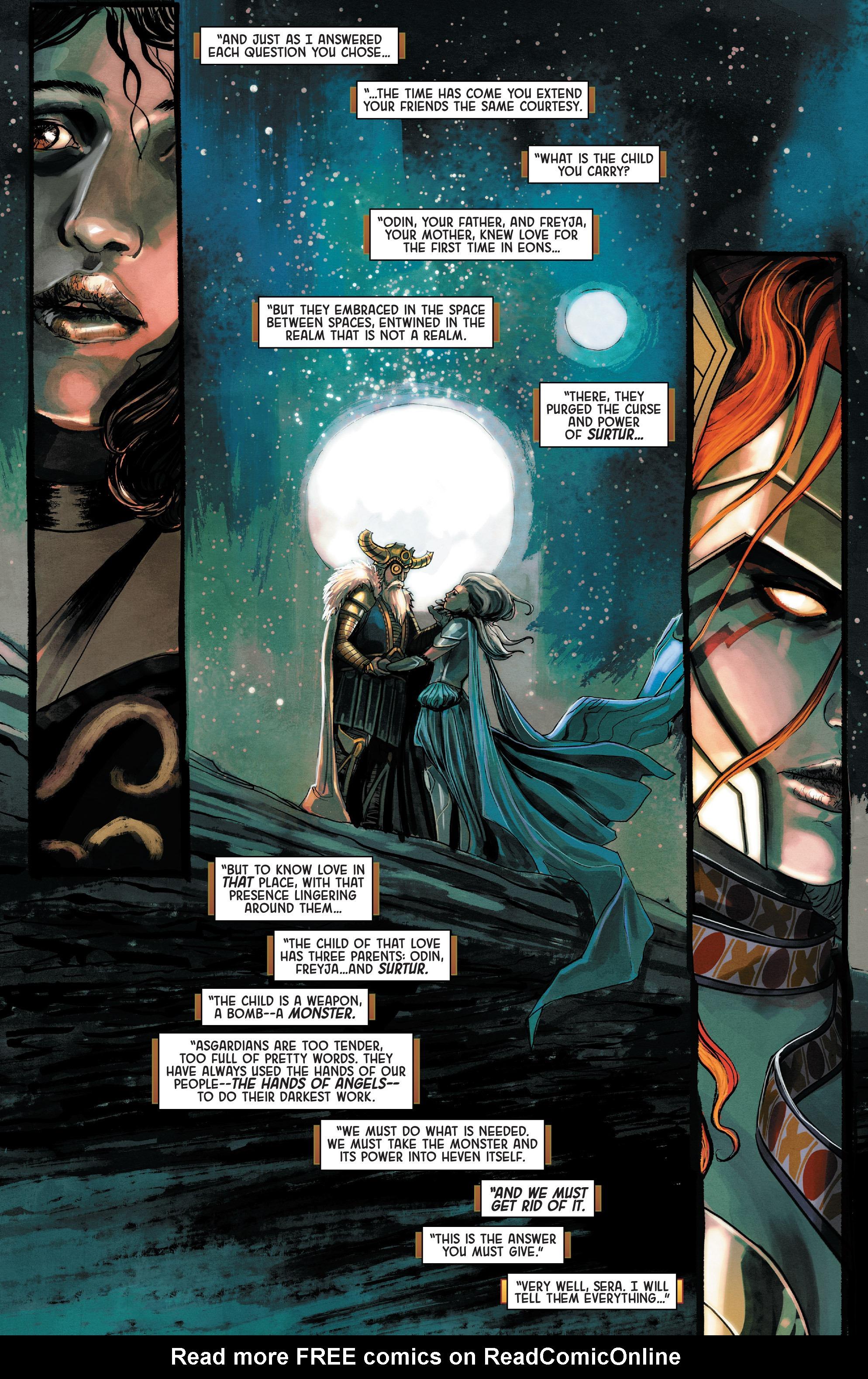 Read online Angela: Asgard's Assassin comic -  Issue #4 - 18