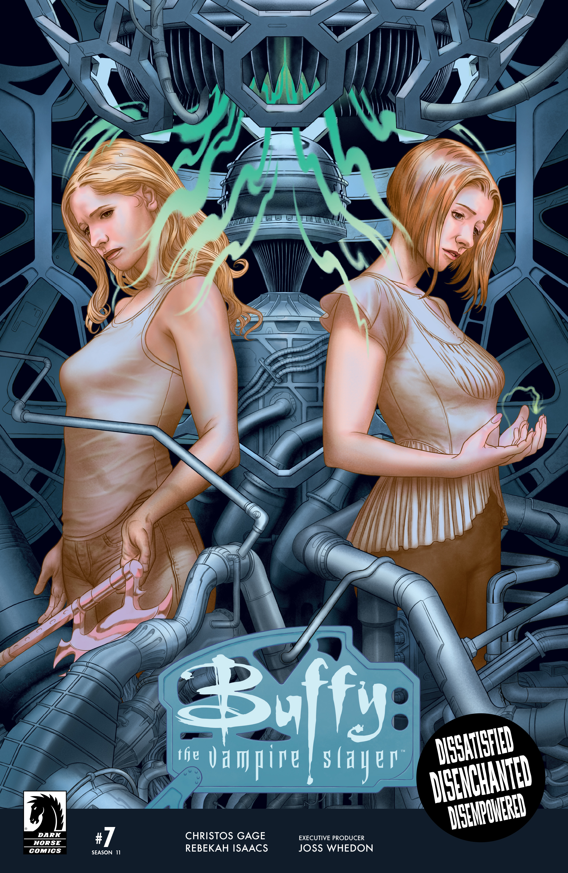 Read online Buffy the Vampire Slayer Season 11 comic -  Issue #7 - 1