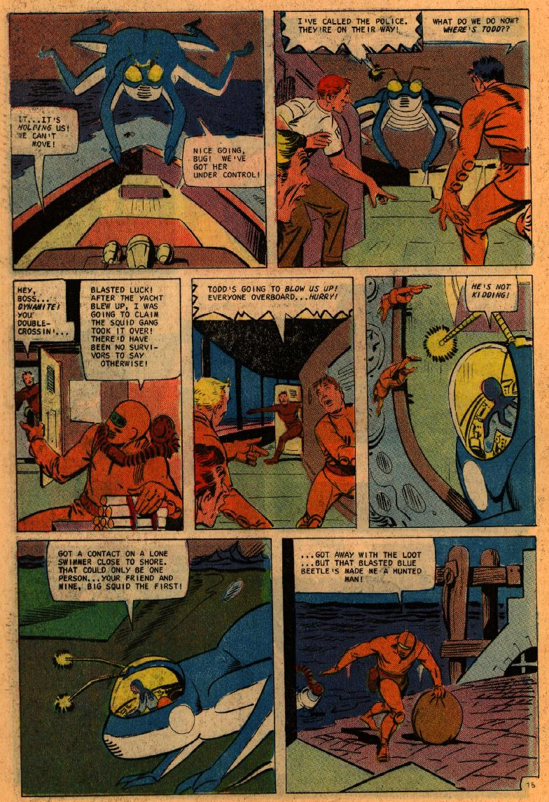 Blue Beetle (1967) issue 1 - Page 20