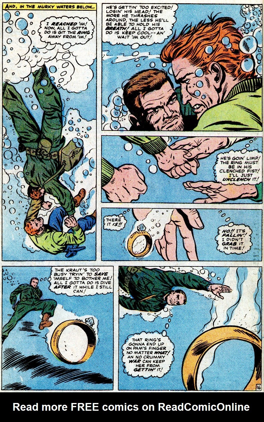 Sgt. Fury issue _Special_6 - Page 30