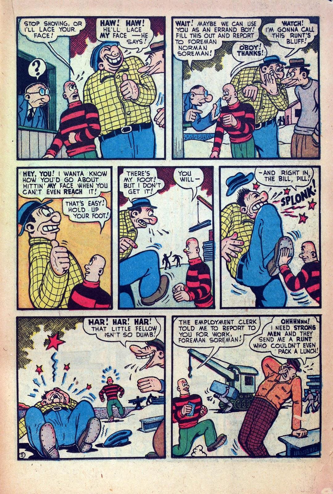 Read online Joker Comics comic -  Issue #29 - 19