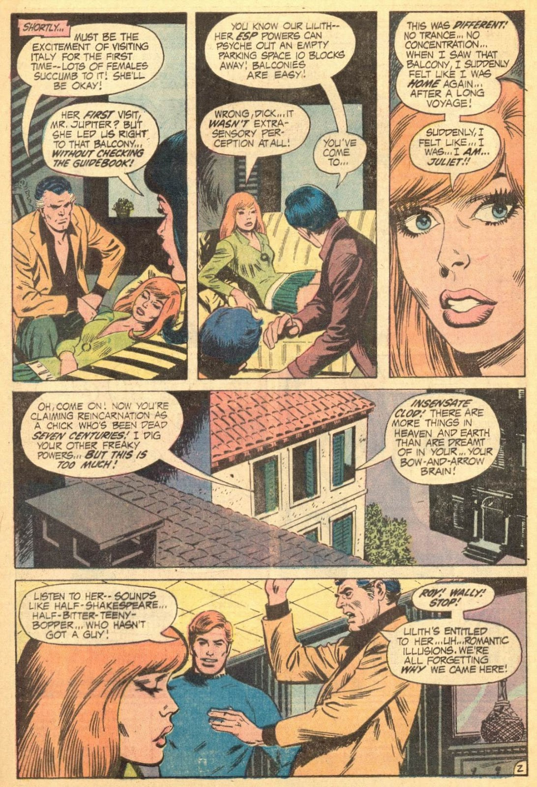 Teen Titans (1966) issue 35 - Page 4