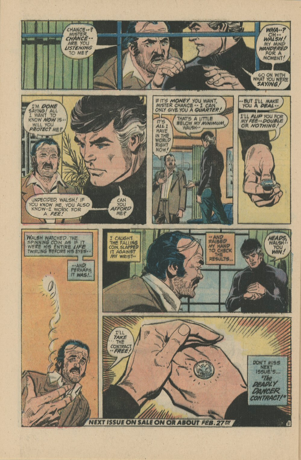 Read online Action Comics (1938) comic -  Issue #422 - 32