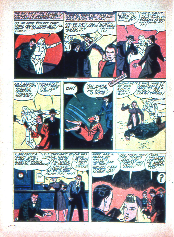 Read online Sensation (Mystery) Comics comic -  Issue #2 - 36