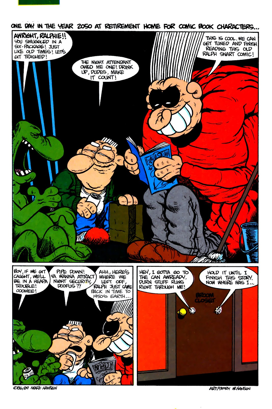 Ralph Snart Adventures (1988) issue 16 - Page 26