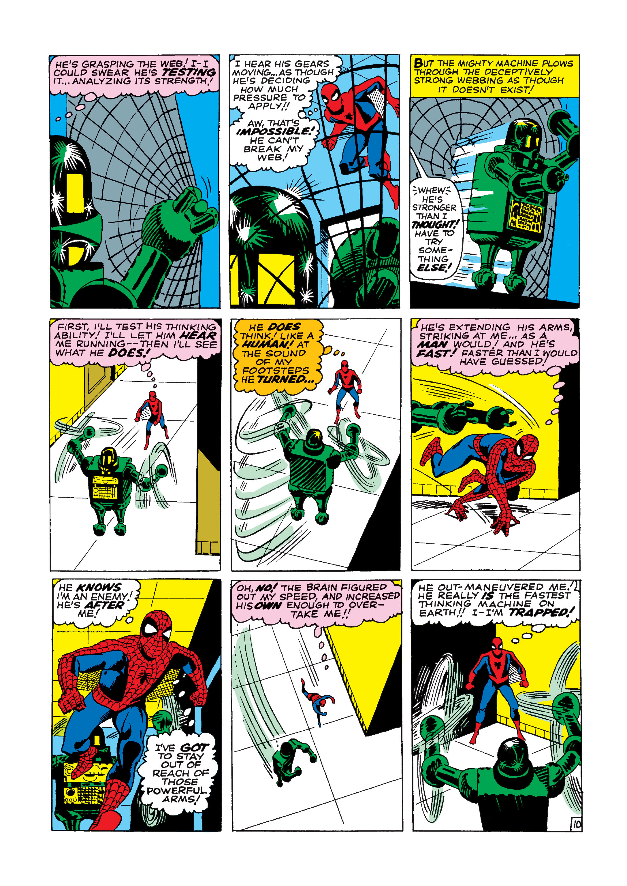 The Amazing Spider-Man (1963) 8 Page 10