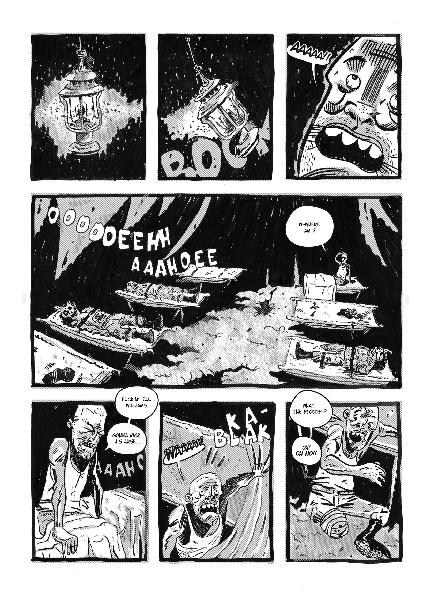 Read online FUBAR comic -  Issue #1 - 65
