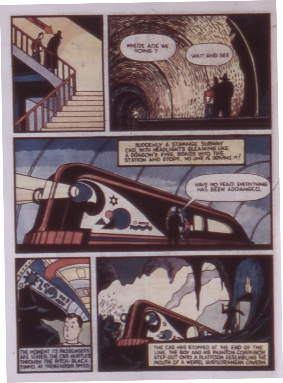 WHIZ Comics #1 #156 - English 4