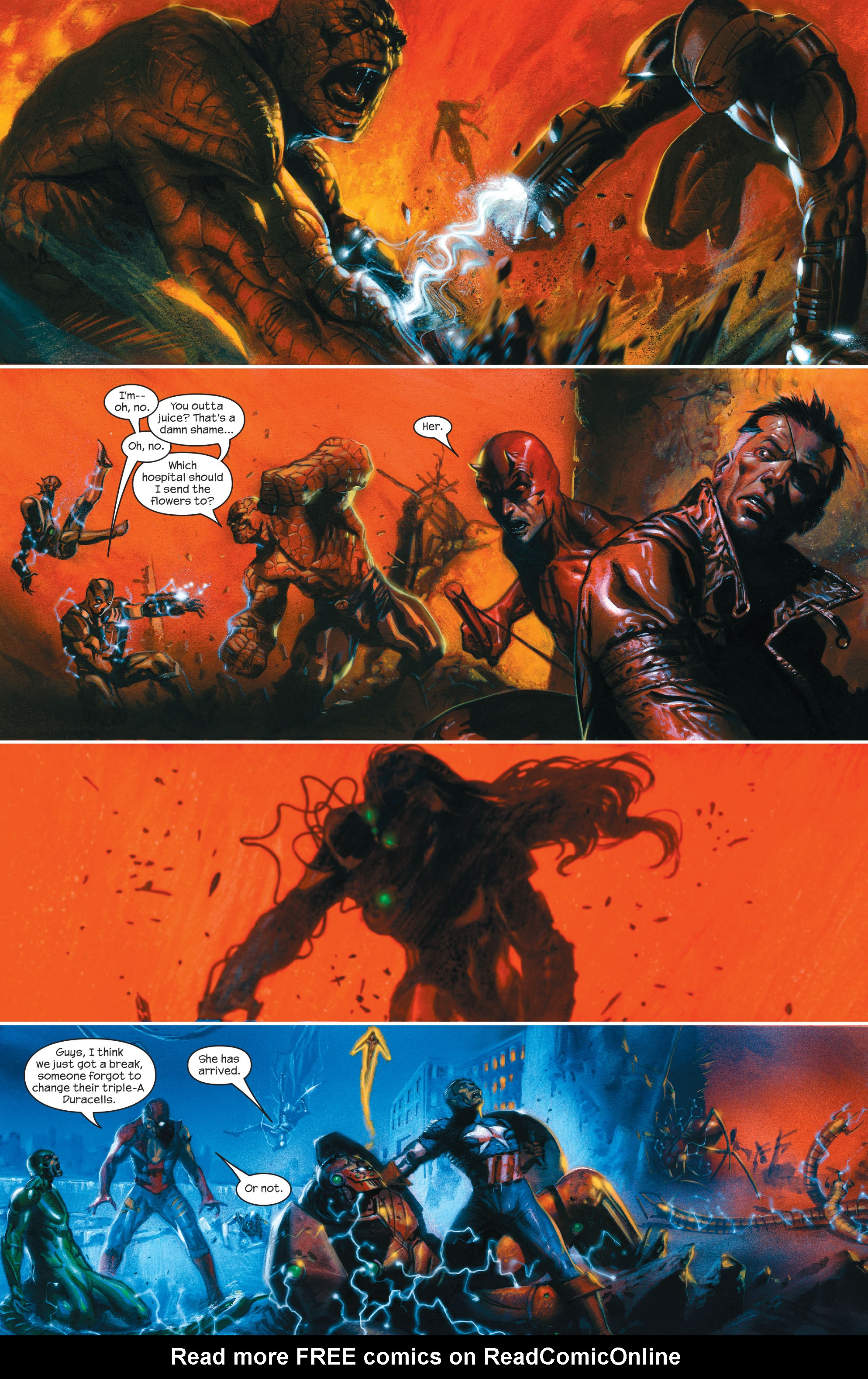 Read online Secret War comic -  Issue # Full - 84