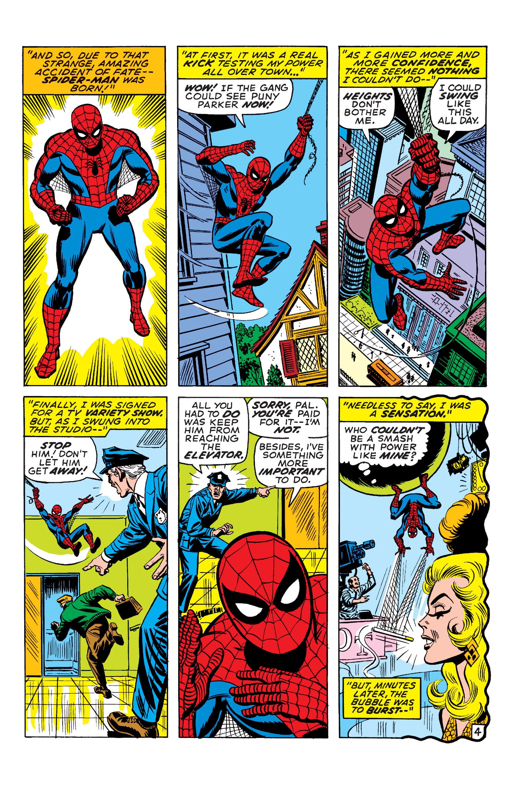 The Amazing Spider-Man (1963) 94 Page 4