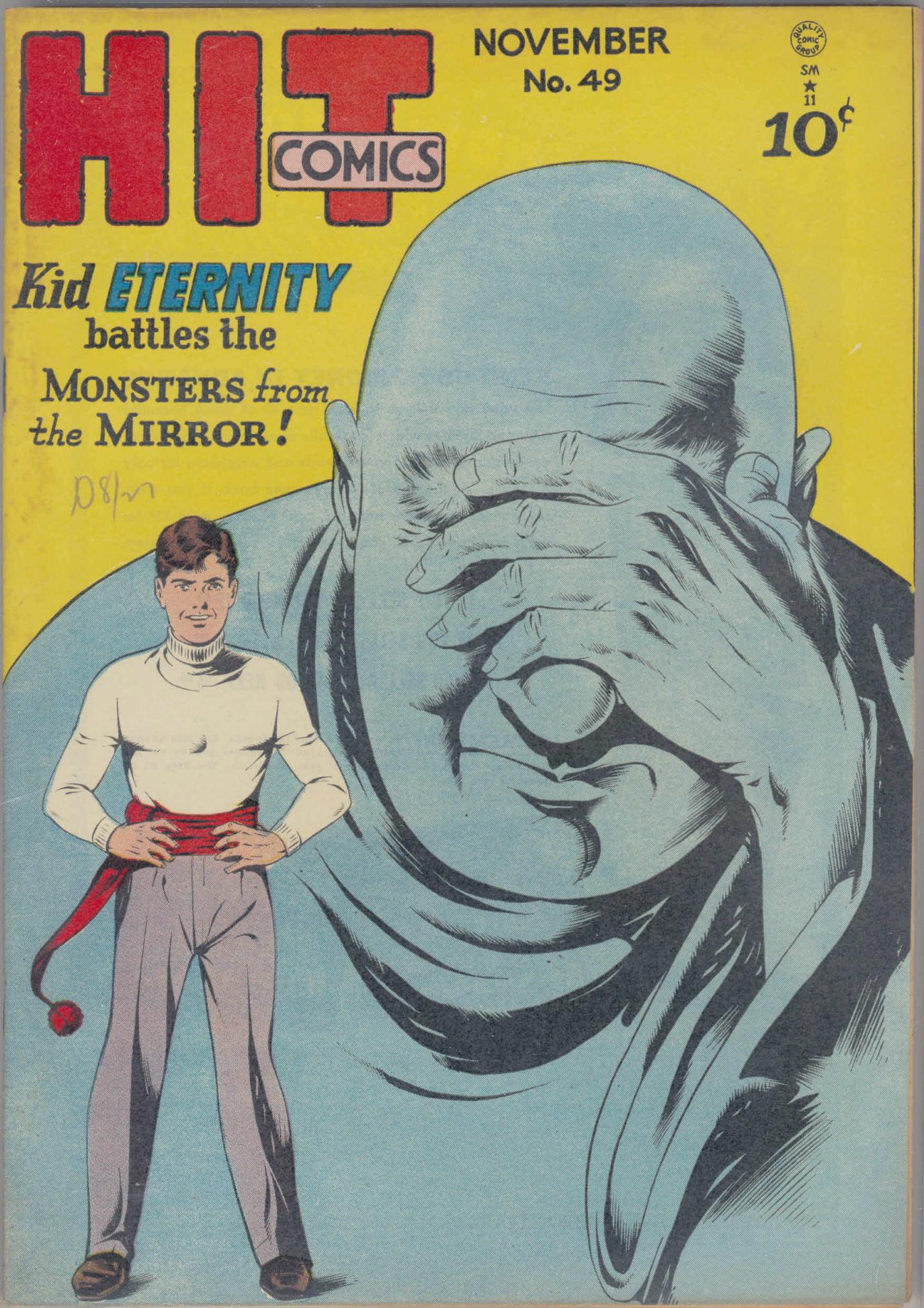 Read online Hit Comics comic -  Issue #49 - 1