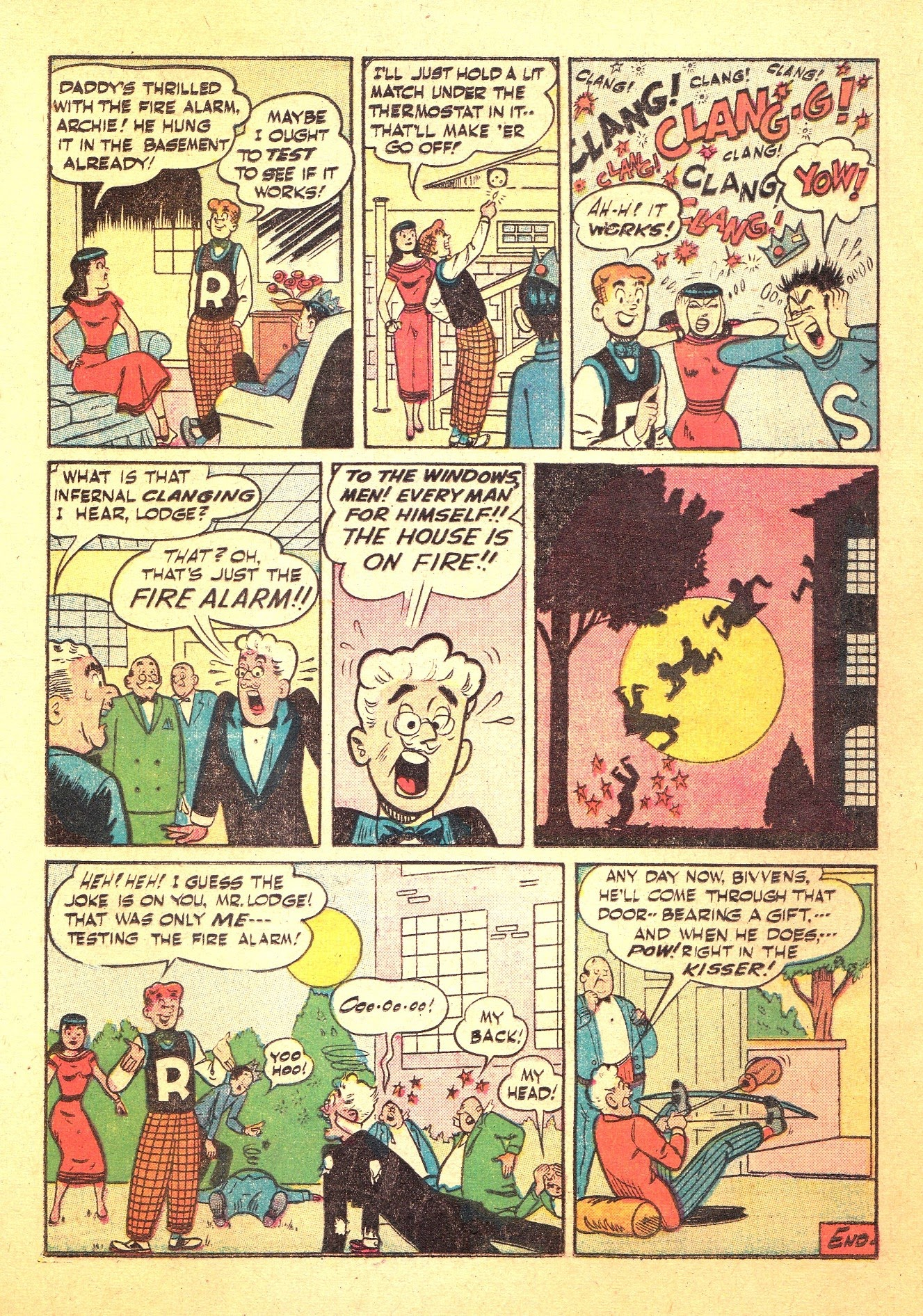 Archie Comics issue 077 - Page 13