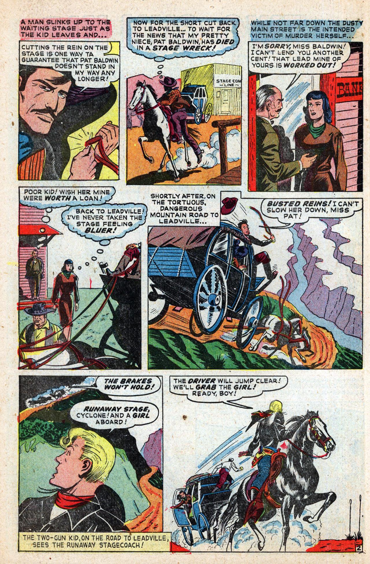 Read online Two-Gun Kid comic -  Issue #4 - 44
