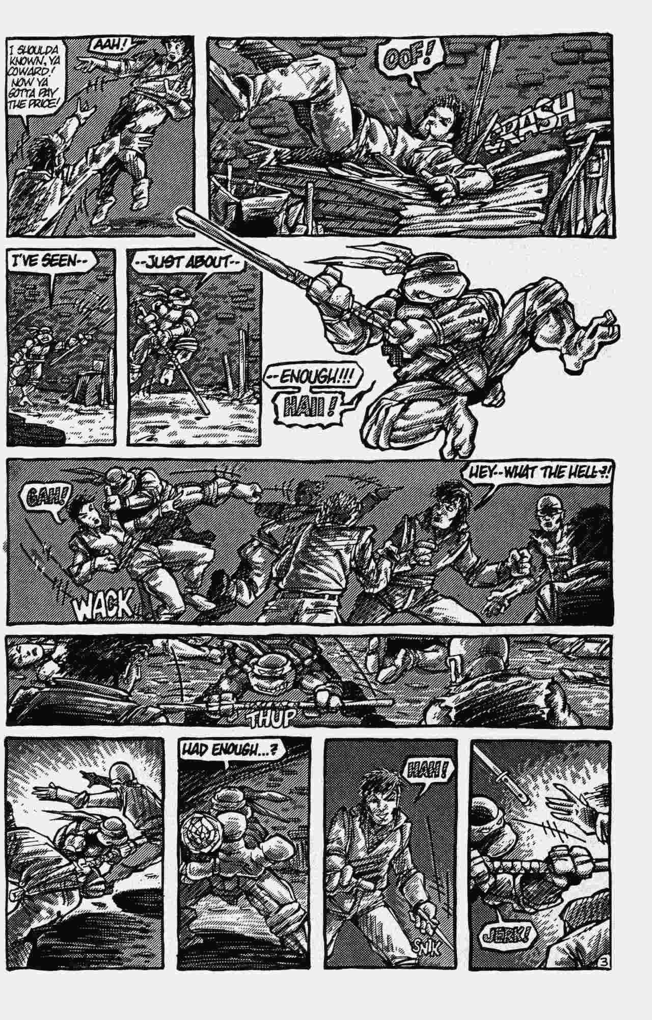 Read online Shell Shock comic -  Issue # Full - 35