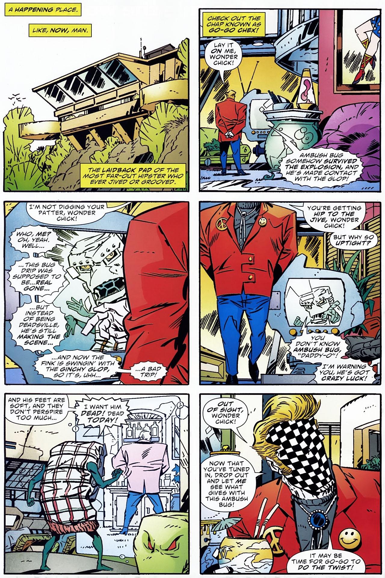 Read online Ambush Bug: Year None comic -  Issue #1 - 15