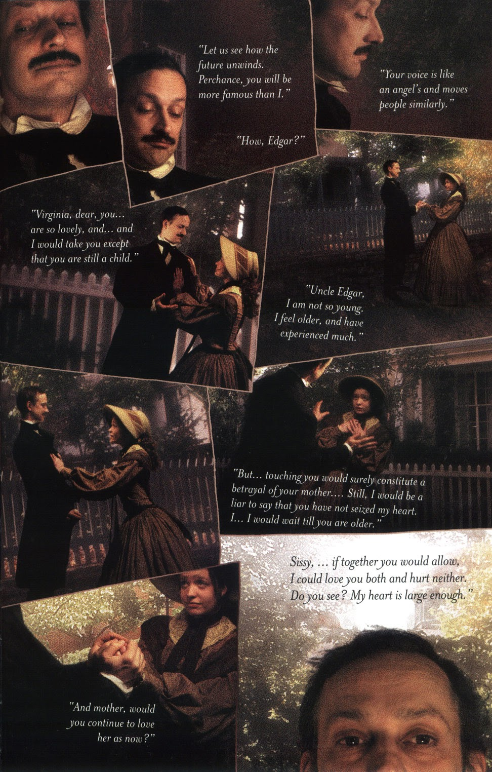 Read online In the Shadow of Edgar Allan Poe comic -  Issue # TPB - 37