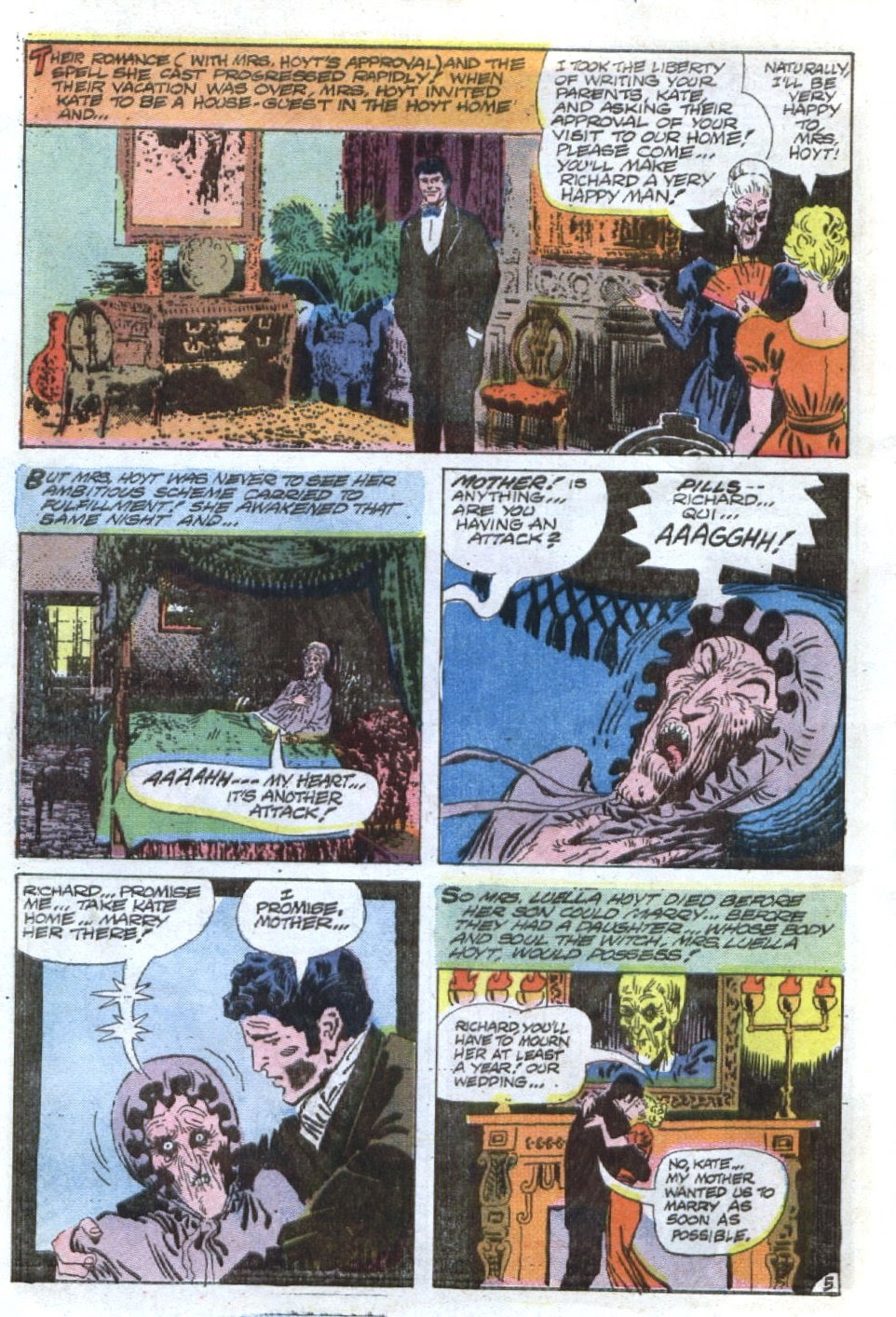 Haunted Love (1973) issue 5 - Page 28