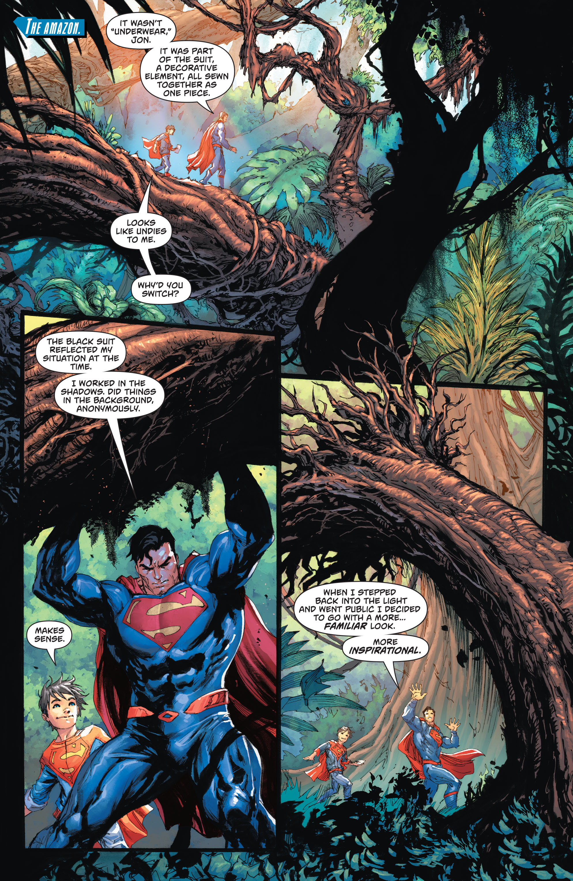 Read online Action Comics (2016) comic -  Issue #967 - 8