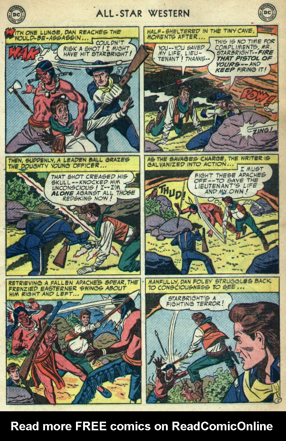 Read online All-Star Western (1951) comic -  Issue #79 - 25