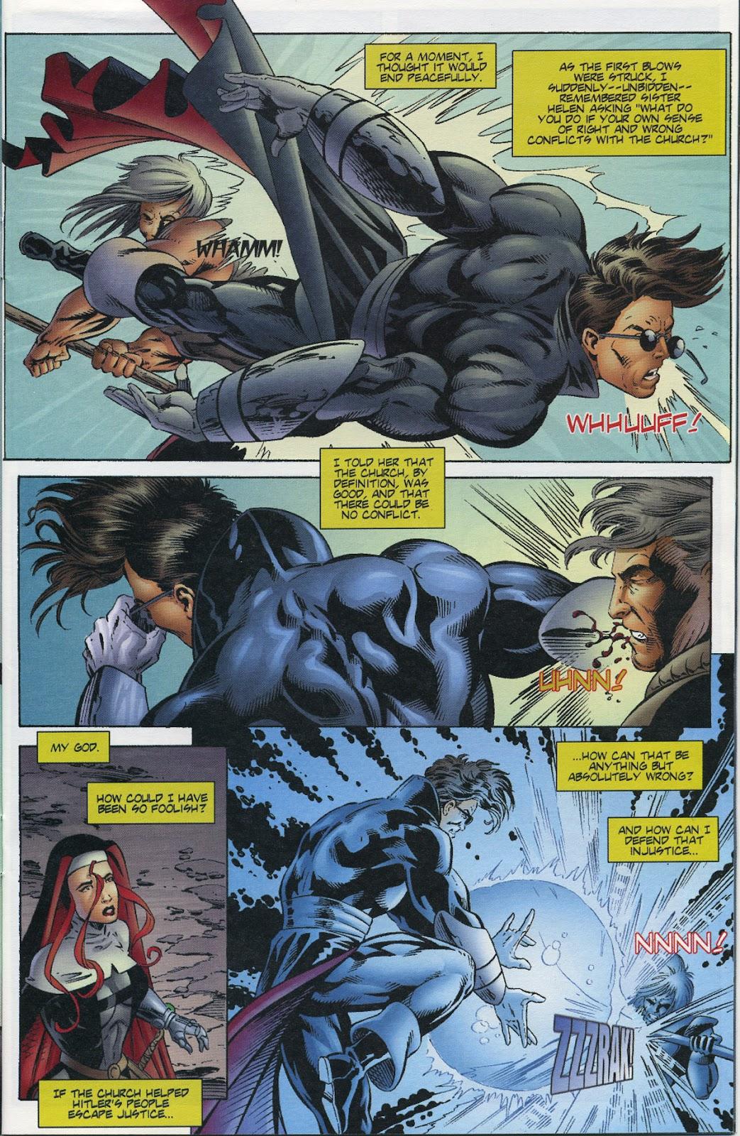 Warrior Nun Areala (1997) Issue #3 #3 - English 9