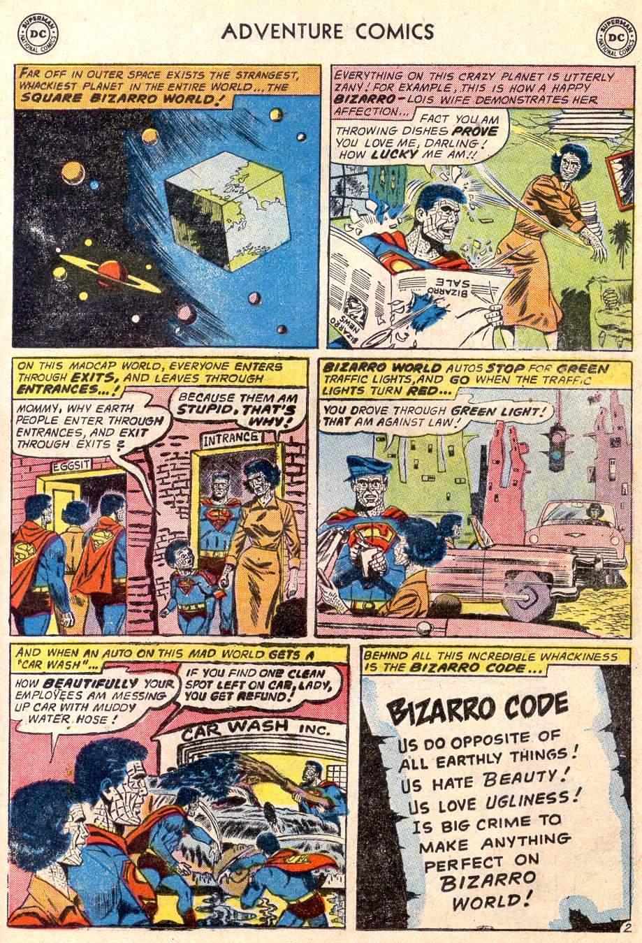 Read online Adventure Comics (1938) comic -  Issue #289 - 21