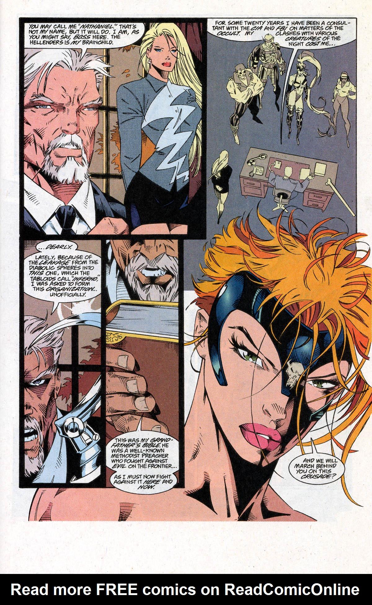 Read online Artemis: Requiem comic -  Issue #2 - 24