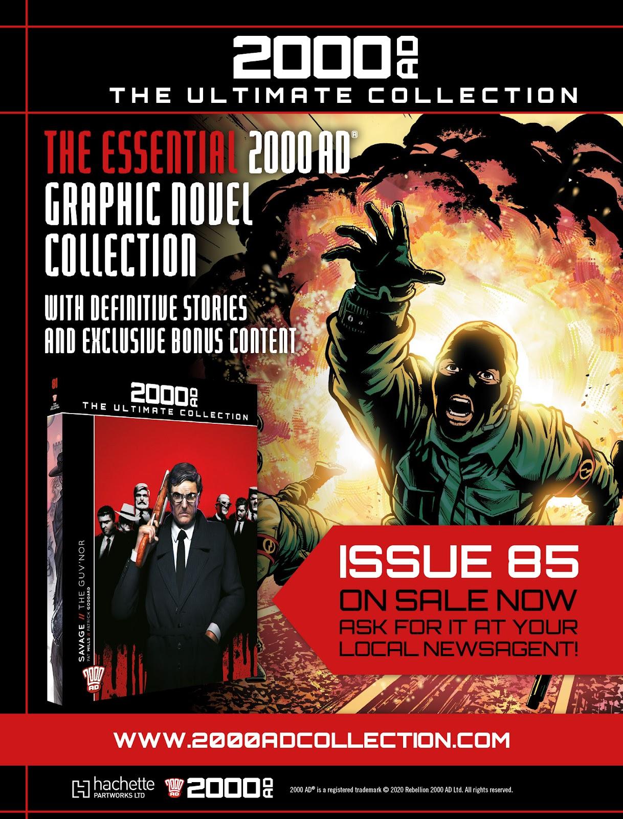 Judge Dredd Megazine (Vol. 5) issue 427 - Page 40