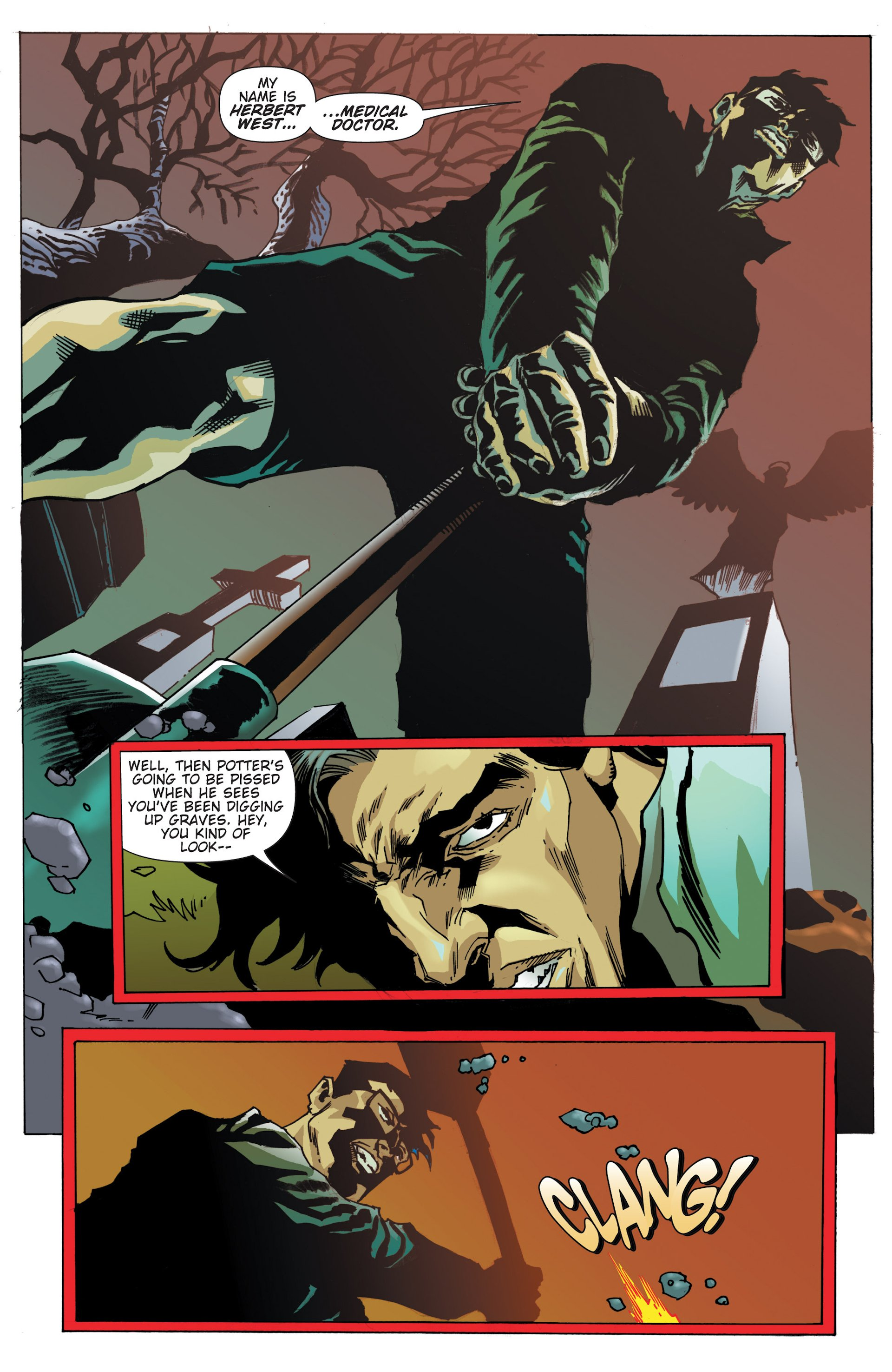Read online Army of Darkness/Reanimator comic -  Issue #Army of Darkness/Reanimator Full - 5