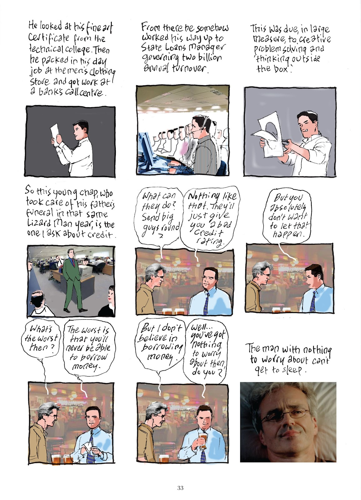 Read online The Lovely Horrible Stuff comic -  Issue # TPB - 35
