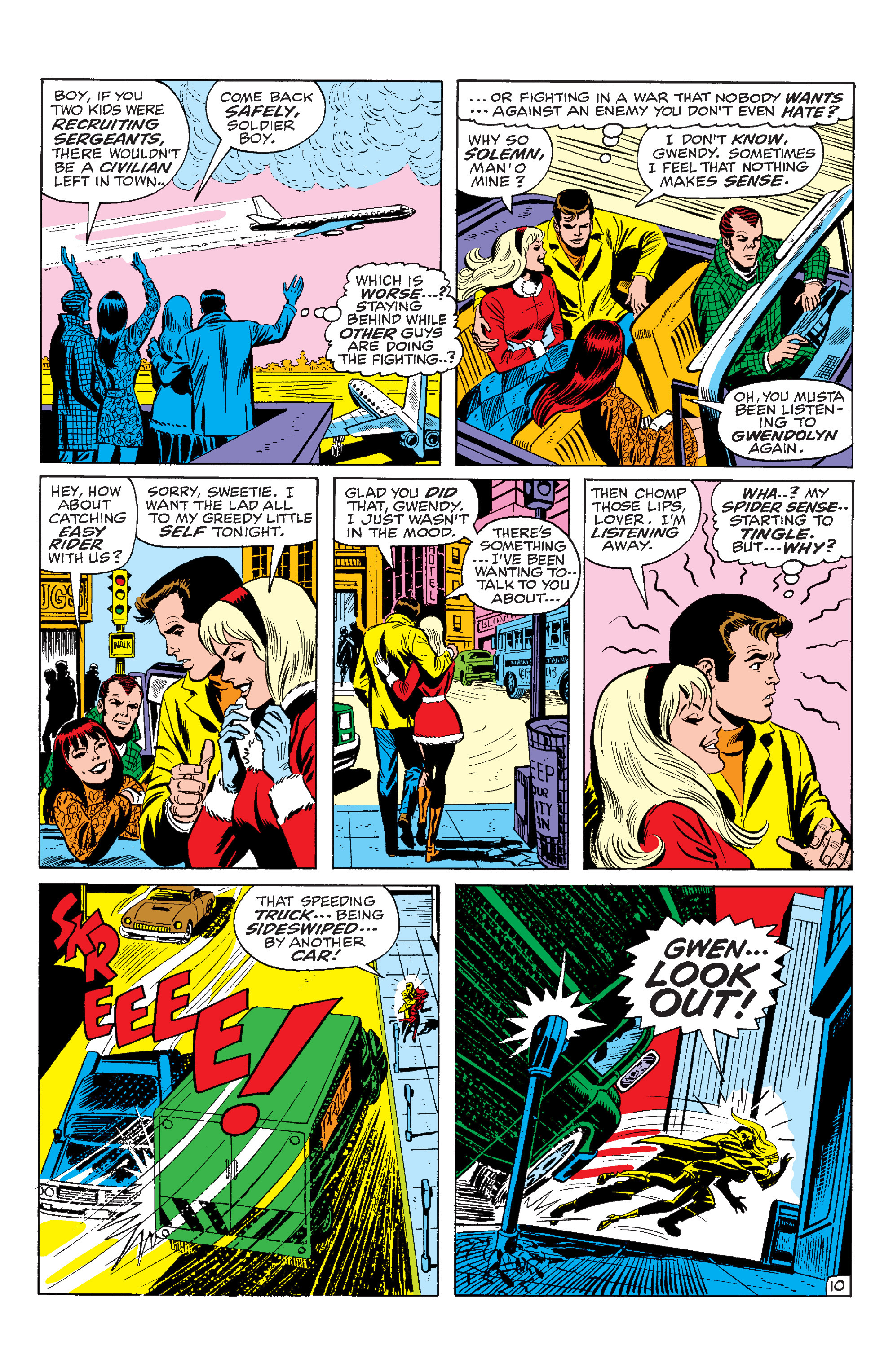The Amazing Spider-Man (1963) 83 Page 10